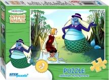 """Пазл Steppuzzle """"Союзмультфильм. Любимые мультфильмы №2"""" 54 элемента"""