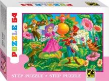 Пазлы Steppuzzle Любимые герои №2 54 элемента