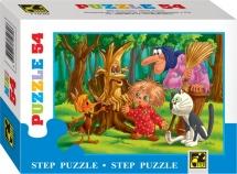 Пазлы Steppuzzle Любимые герои 54 элемента