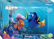 Пазлы Steppuzzle Disney. В поисках Дори 35 эл