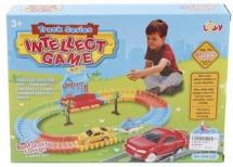 Автотрек Intellect Game с машинкой