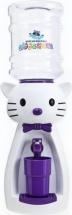 Кулер Акваняня Кошка (белая с фиолетовым)