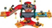 Парковка S+S Toys Спецтехника