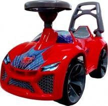 Машина-каталка Орион Ламбо Паук, красный (гудок)