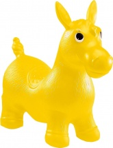 Прыгун Лошадка, желтый