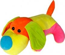 Мягкая игрушка TashaToys Собачка 38 см