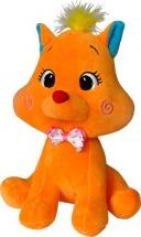 Мягкая игрушка TashaToys Кошечка 26 см