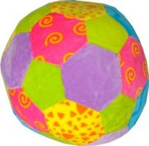 Мягкая игрушка TashaToys Мяч 15 см