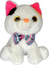 Мягкая игрушка TashaToys Кошечка 28 см