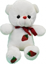 Мягкая игрушка TashaToys Медвежонок 30 см