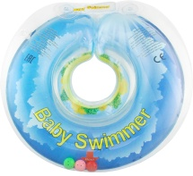Круг на шею Baby Swimmer Флора Солнечный остров 6-36 кг