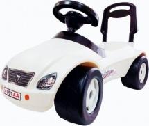 Машина-каталка Орион Мерсик, белый