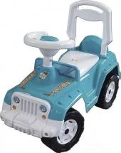Машина-каталка Орион Супер Сафари, голубой