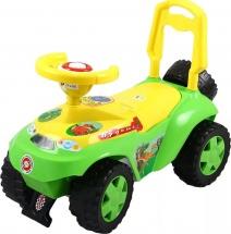 Машина-каталка Ориоша Орион, зеленый
