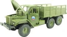 Грузовик военный Урал бортовой иннерционный