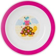Тарелка Мир детства Черепашка для вторых блюд