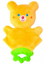 Игрушка Мякиши Шумякиши. Мистер Тед с прорезывателем