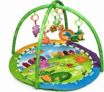 Коврик развивающий Yako Toys Зоопарк