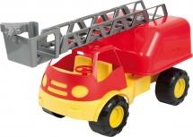 Пожарная машина ZebraToys Active