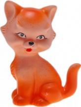 Игрушка резиновая Кудесники Котик