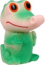 Игрушка резиновая Кудесники Крокодил