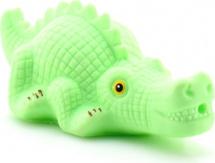 Игрушка резиновая Кудесники Крокодил Буль