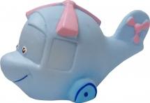 Игрушка резиновая Кудесники Вертолетик