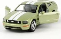 Машинка Kinsmart Ford Мустанг ГТ, зеленый
