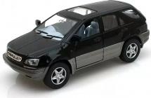 Машинка Kinsmart Lexus RX300, черный
