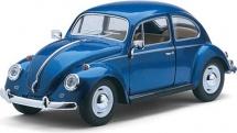 Машинка Kinsmart Volkswagen Classical Beetle 1967, синий