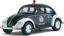 Машинка Kinsmart Volkswagen Classical Beetle Police