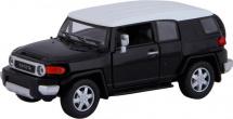 Машинка Kinsmart Тойота FJ Cruiser, черный