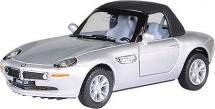 Машинка Kinsmart BMW Z8, серебрянный