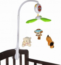 Мобиль Yako Toys Зверята №3