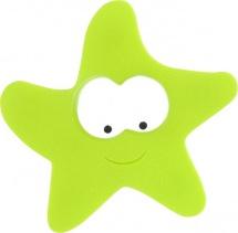 Мини-коврик Valiant Веселая звездочка, салатовый