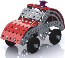 Конструктор Десятое королевство Машинка металлический