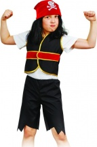 Карнавальный костюм Весна Пират