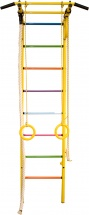Шведская стенка Rokids Роки-3, желтый