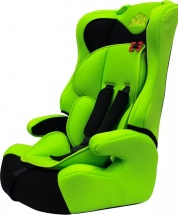 Автокресло Actrum 9-36 кг Green/Black