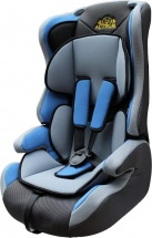 Автокресло Actrum 9-36 кг Black/ Dot+Blue