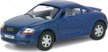 Машинка Kinsmart Audi TT, синий