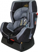 Автокресло Actrum Orion 0-25 кг Black/Grey