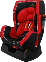 Автокресло Actrum Orion 0-25 кг Red/Black
