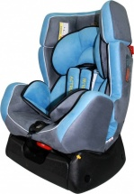 Автокресло Actrum Orion 0-25 кг Blue/Grey