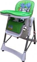 Стульчик для кормления Actrum BXS-214 Green hippo