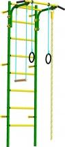 Шведская стенка Rokids Атлет 1, зеленый