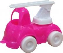 Пожарная машина Орион мини, розовый