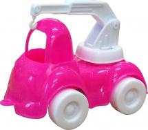 Кран Орион мини, розовый