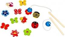 Игра Mapacha Ловим бабочек