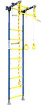 Шведская стенка Romana Kometa 2, синяя слива